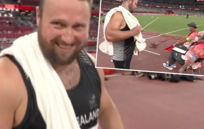 Tokyo Olympics 2020: Farcical scenes as Kiwi Tom Walsh narrowly avoids shock Games exit