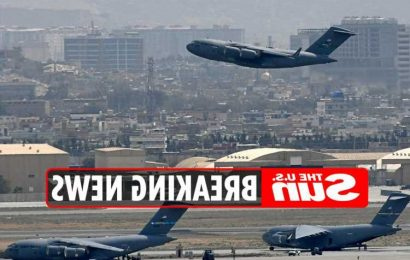US officials declare Afghan war over as last planes leave Kabul airport and military personnel depart Afghanistan