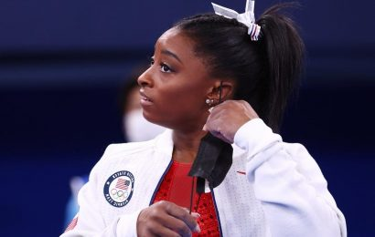 What happened to Simone Biles? USA star returns to women's gymnastics for balance beam final