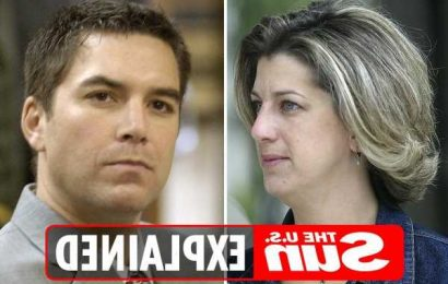 Who is Scott Peterson's sister-in-law Janey?