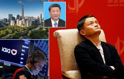 Why is China waging war on its big tech sector?