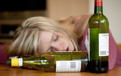 You binge drink because of trigger in your brain, say scientists