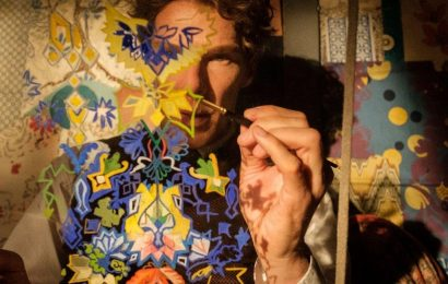 'The Electrical Life Of Louis Wain' Trailer: Benedict Cumberbatch, Claire Foy & A World Of Cats