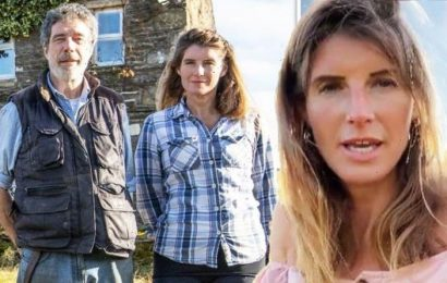 Amanda Owen's stepdaughter can't watch Our Yorkshire Farm without 'ending up in tears'