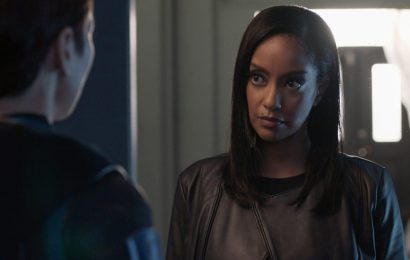 Azie Tesfai Breaks Down How 'Supergirl' Cast 'Wanted to Lean Into' Discomfort of Acknowledging Privilege