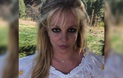 Britney Spears returns to Instagram after brief hiatus