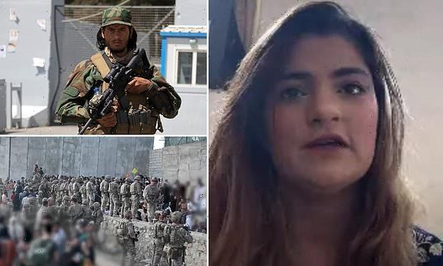 California woman in Afghanistan says Taliban are hunting Americans