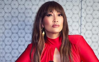 Carrie Ann Inaba Is Red Hot In Her 'Power Color' For The First 'DWTS' Elimination & Praises The 'Fierce Competition'