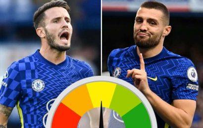 Chelsea player ratings: Saul endures nightmare Blues debut but Kovacic and Lukaku run the show at Stamford Bridge