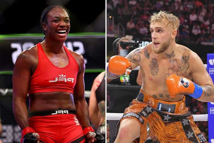 Claressa Shields claims she would beat up Jake Paul but would never degrade herself by fighting on one of his undercards