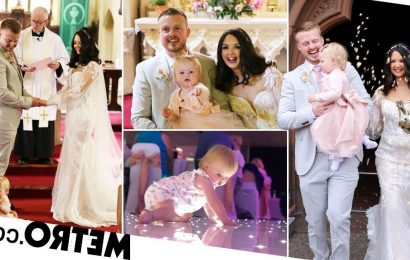 Couple plan surprise wedding for under £10,000 by keeping it secret from guests
