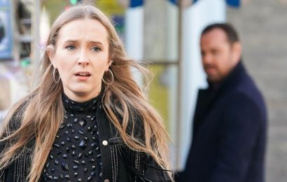 Danny Dyer praises 'fearless' onscreen daughter Rose Ayling-Ellis after Strictly debut