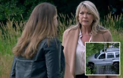 Emmerdale's Kim Tate convinced son Jamie is alive – and faked his own death in killer twist