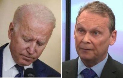 GB News guest slams Joe Biden's 'ridiculous' Afghanistan decision 'He ignored advice!'