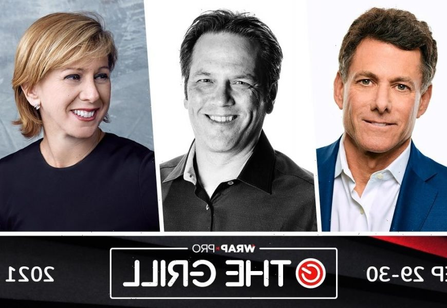 Gaming Leaders Strauss Zelnick of Take-Two, Xbox's Phil Spencer Join TheGrill 2021