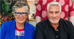 Great British Bake Off's Paul Hollywood says he is 'p****d off' for putting on 12lbs during filming