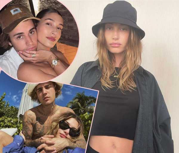 Hailey Bieber Addresses Rumors That Justin 'Mistreats' Her Amid 'Miserable' Marriage