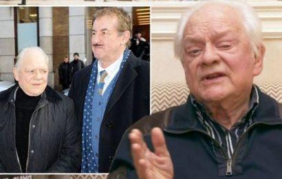 'He went downhill so fast!' Sir David Jason speaks of shock at John Challis death