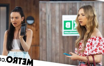 Hollyoaks star reveals Juliet and Peri future and it's hopeful