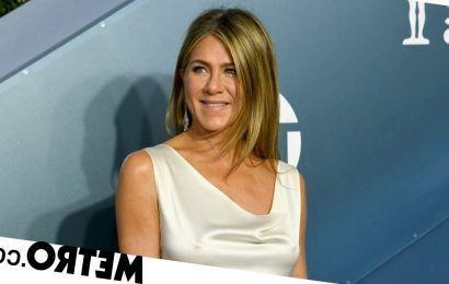 Jennifer Aniston admits Friends reunion was 'a sucker punch to the heart'