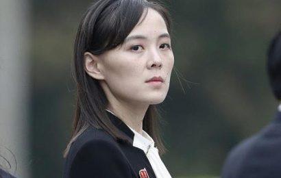 Kim's sister gets post on top North Korean body