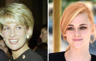 Kristen Stewart Felt Princess Diana Gave Her a 'Sign-Off' to Play Her