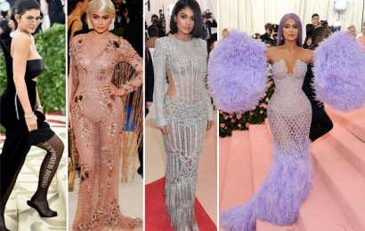 Kylie Jenner won't be attending the Met Gala