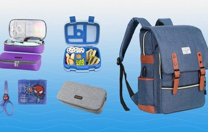 Last-Minute School Supplies to Shop with Amazon's Back to School Sale