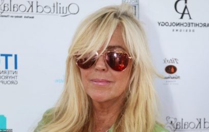 Lindsay Lohan's Mother Sentenced to 18 Days in Jail Sentence in DWI Case