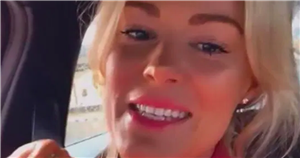 Love Island's Georgia explains why she's returned to Lidl job after calls for her to host show