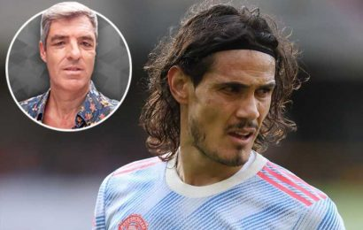Man Utd star Edinson Cavani was dropped by Uruguay to protect the player from injury as quarantine row rumbles on