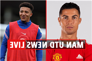 Man Utd transfer news: Cristiano Ronaldo to head back to Manchester early, Sancho injured on England duty – updates