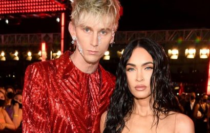 Megan Fox Wore a Bedazzled Thong to the MTV VMAs