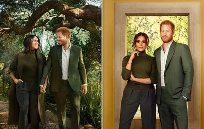 Meghan Markle wore Mary-Kate and Ashley Olsen's The Row for Time 100