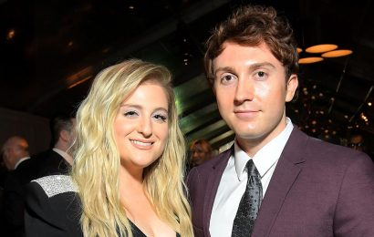Meghan Trainor Reveals What She Hopes Her Son's First Words Are