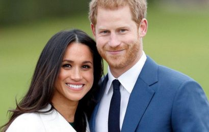 Meghan and Prince Harry offered Celebs Go Skating stint as Netflix plan 'dashed'