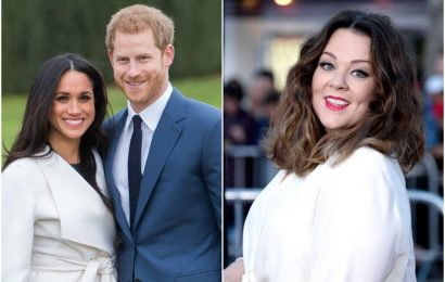 Melissa McCarthy Reveals Meghan Markle Had a 'Sweet' Reaction When Prince Harry Walked Into the Room