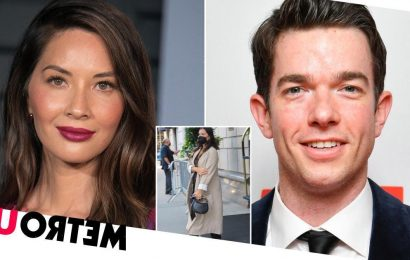 Olivia Munn speaks out on pregnancy with John Mulaney for first time