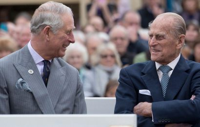 Prince Charles shares witty exchange with Prince Philip on the eve of his death