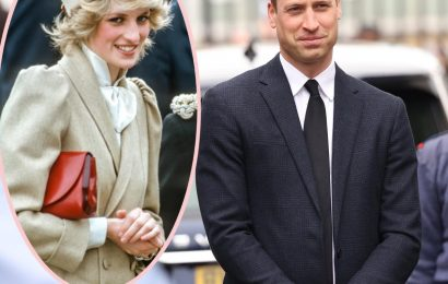 Prince William's 'Saddest' Memory Was Learning Of Princess Diana's Death While In Scotland