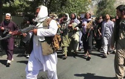 Reporter's Notebook: From the mountains to Kabul, Taliban fighters must learn how to govern