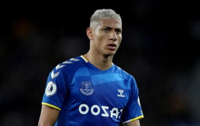 Richarlison hints at Everton transfer exit as he admits 'I don't know what the future hold' amid PSG and Barcelona talk