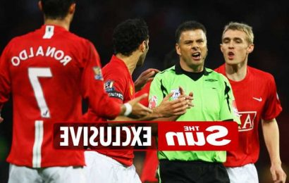 Ronaldo went down too easily in first Man Utd spell but we had a great relationship and he even gave me a signed shirt
