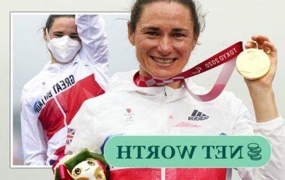 Sarah Storey net worth: Britain's most successful Paralympian has eye-watering fortune