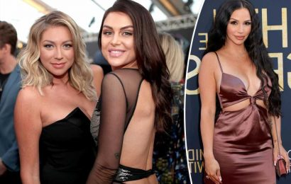 Scheana Shay says motherhood made her want to end feuds with Lala Kent and Stassi Schroeder