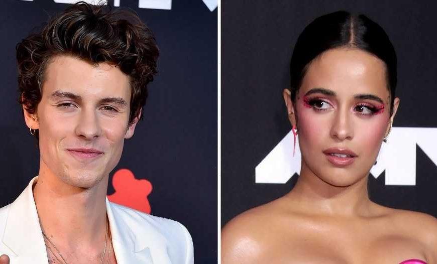 So Cute! Camila Cabello Calls BF Shawn Mendes 'My Guy' at the 2021 VMAs
