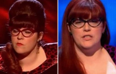 The Chase's Jenny Ryan sends fans wild with 'glow up' throwback pic to mark six years on quiz show