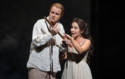 The Magic Flute REVIEW: Revival No 10 and still full of energy
