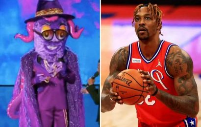 The Masked Singer reveals NBA star Dwight Howard as The Octopus in first EVER double elimination on season premiere