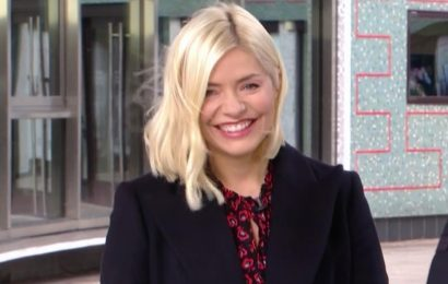 This Morning shock as Holly Willoughby reveals she's related to a huge EastEnders star